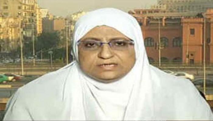 هدى عبد المنعم: المرأة المصرية تدفع ثمن حرية بلادها