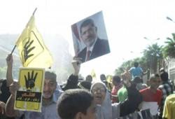 صوت أمريكا: شعبية مرسي زادت عما كانت عليه قبل 3 يوليو