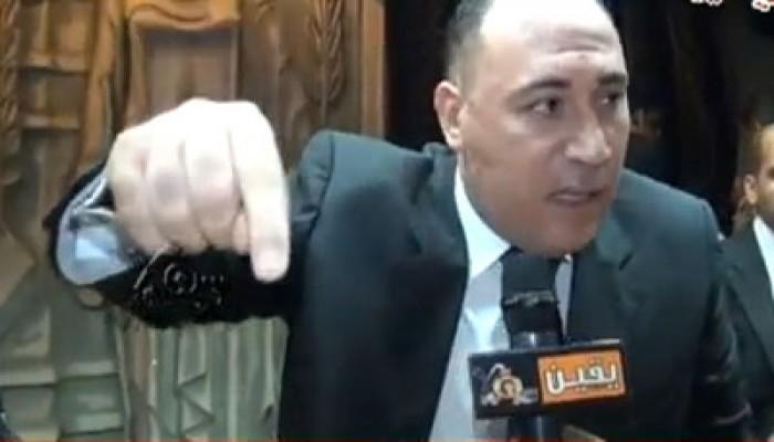 المستشار عماد أبوهاشم: الانقلاب على حافة السقوط