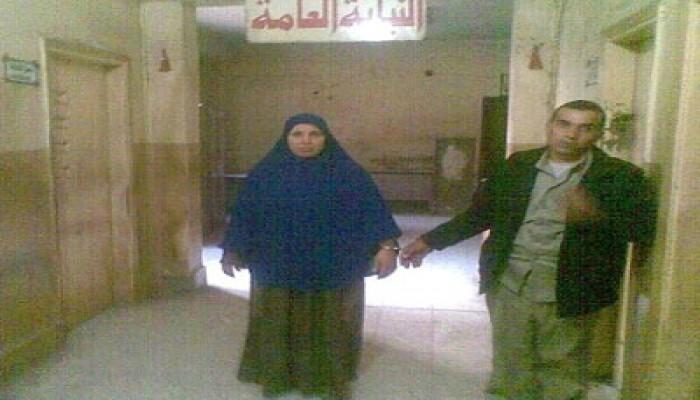 """""""نساء ضد الانقلاب"""" تدين حبس هدى الجندي وتهنئ حرائر مصر الصامدات بالعيد"""