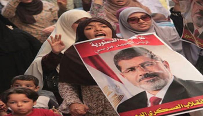 """""""نساء ضد الانقلاب"""" تدعو حرائر مصر إلى العصيان المدني لإسقاط الانقلاب"""