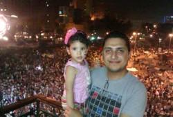 """""""إخوان أون لاين"""" ينعي الزميل أحمد عبد الجواد شهيد مذبحة العسكر"""