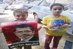 """شهد ويوسف: عمو """"مرسي"""" هو بس رئيس الجمهورية"""
