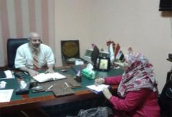 """""""إخوان أون لاين"""" يحاور أمين """"الحرية والعدالة"""" الجديد بالقاهرة"""