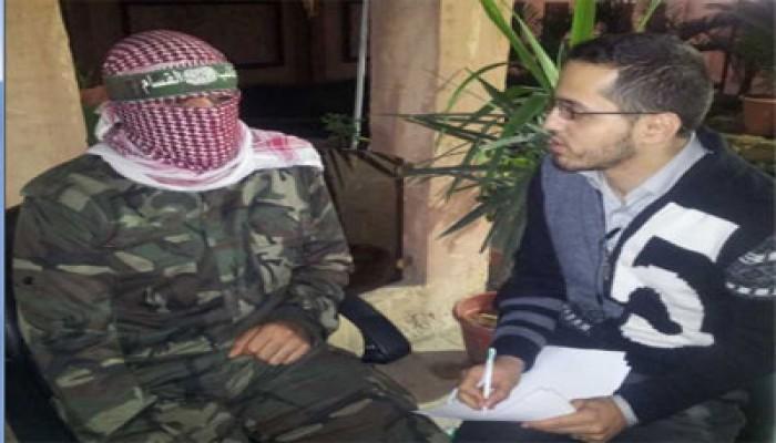 """""""إخوان أون لاين"""" يحاور أبو عبيدة المتحدث باسم كتائب القسام"""