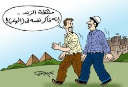 """""""أحمد الزند"""".. الخروج على وقار القضاة"""