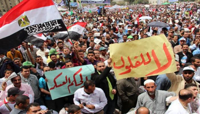 خطباء الفيوم يرفضون تسلل الفلول وقفزهم على الثورة