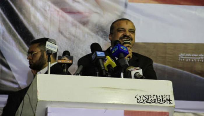 د. البلتاجي: أوراق الفلول تقدم للمفتي وليس للجنة الانتخابات