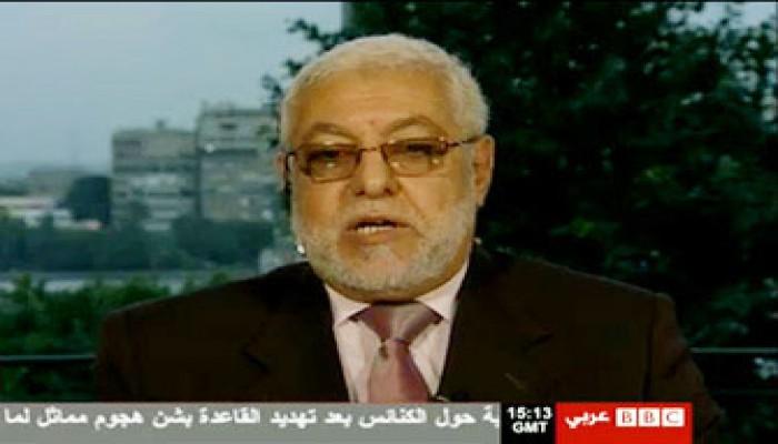 """د. محمود حسين: ترشح """"مبارك الثاني"""" بجاحة واستفزاز"""