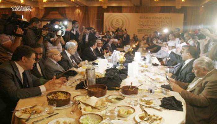 الإفطار السنوي للإخوان المسلمين.. يوم اجتمعت فيه مصر