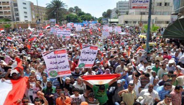 الغضب يعم الإسكندرية لرفض التواطؤ مع قتلة الثوار