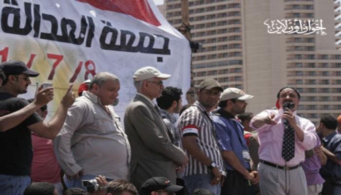 د. البلتاجي: ليس هناك اتفاق على اعتصام بميدان التحرير