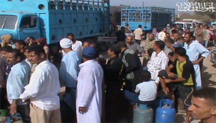 تواصل جهود إخوان بني سويف لحل أزمة البوتاجاز
