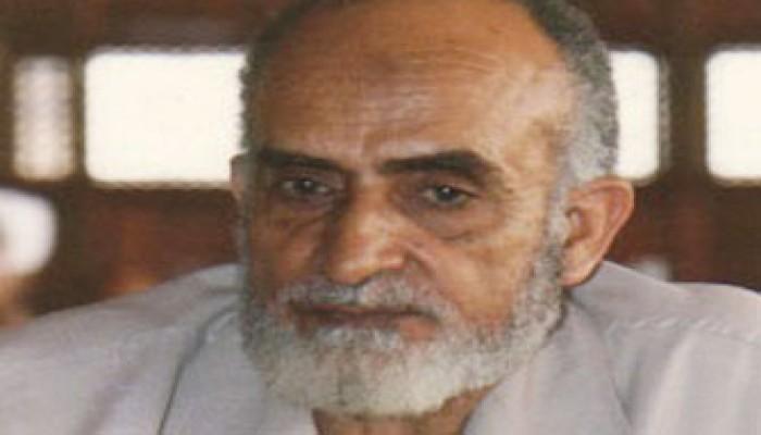 الأستاذ مصطفى مشهور والانتخابات