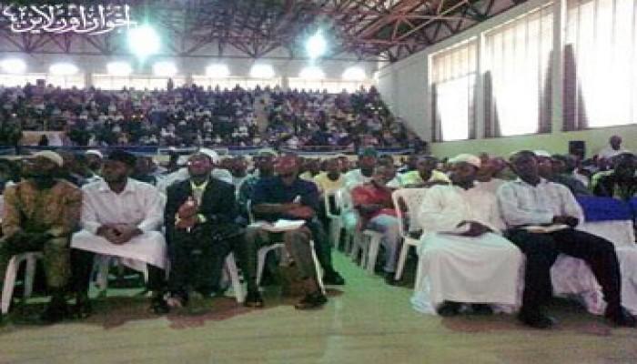 إسلاميو نيجيريا يناصرون الأقصى