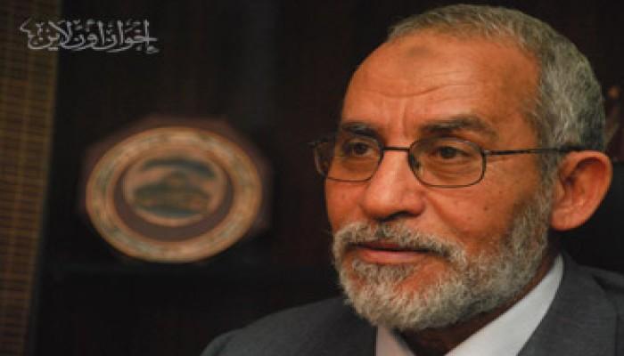 بطاقة تعارف بالمرشد العام الثامن للإخوان المسلمين