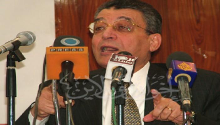 المرشد العام ينعى د. صلاح عامر