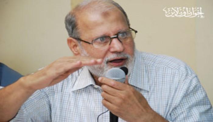 """د. حبيب ينفي ما نشرته """"المصريون"""" حول اختيار الرئيس"""