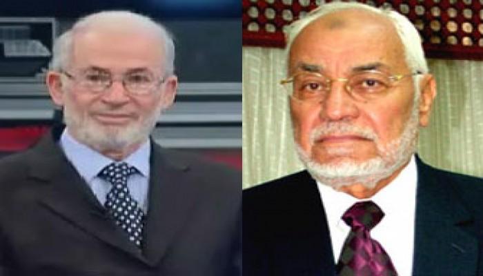 المرشد العام يدعو بالشفاء للمجاهد إبراهيم منير