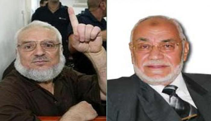 المرشد العام يهنئ رئيس التشريعي الفلسطيني بالحرية