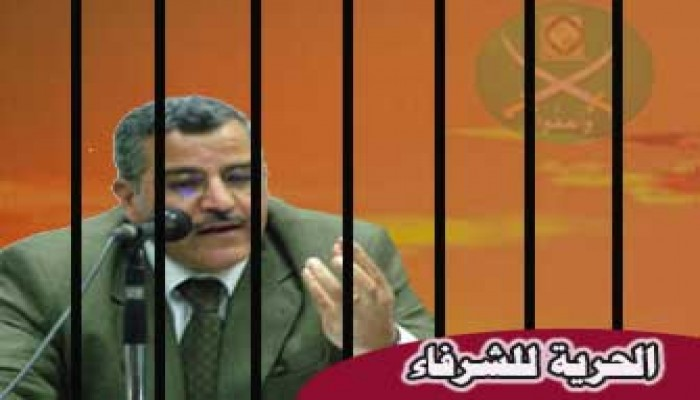 زوجة سعد عليوة تروي لحظات مرضه واعتقاله
