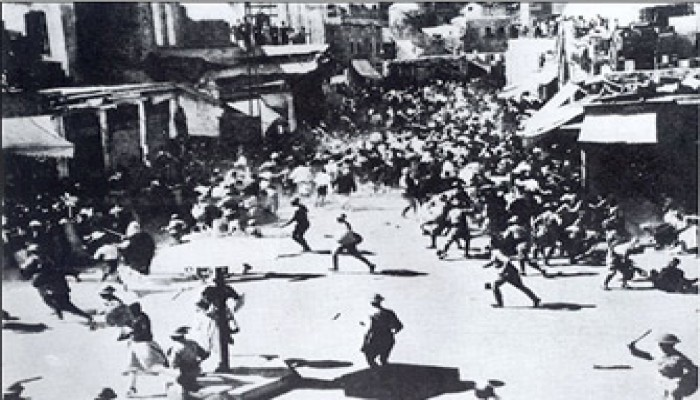 الإخوان ونصرة فلسطين.. ثورة 1936م