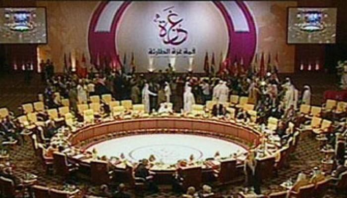"""المرشد العام يدعو قمة الكويت إلى تبني مطالب """"الدوحة"""""""