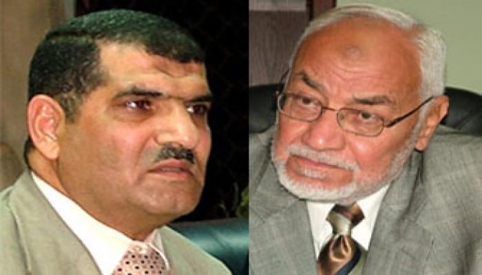 المرشد العام يعزي سعد خليفة في وفاة والده