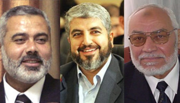 المرشد العام يهنئ قادة حماس في ذكرى انطلاقها الـ(21)