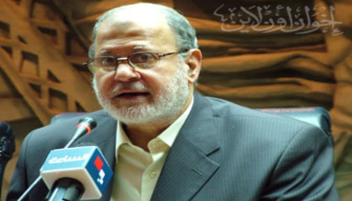 د. محمد حبيب يطالب بسرعة فك الحصار عن غزة