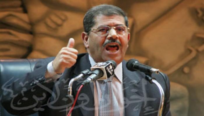 د. مرسي: العالم كله مشترك في جريمة إظلام غزة