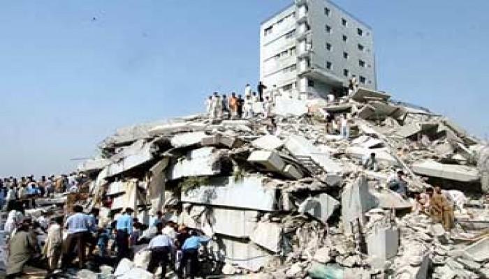 المرشد العام يعزي الرئيس الباكستاني في ضحايا الزلزال