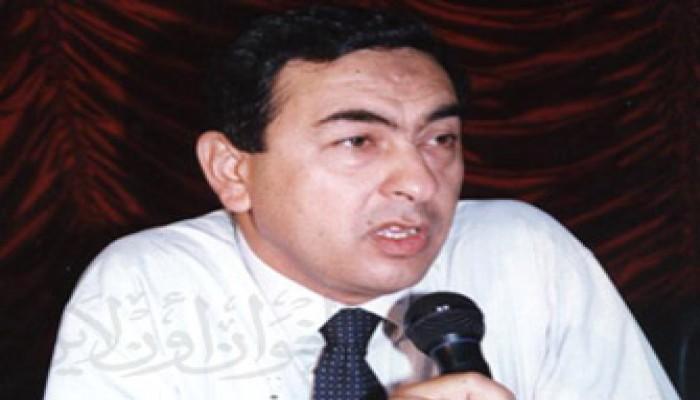 المرشد العام يحضر عقد زواج ابنة د. عصام عبد المحسن