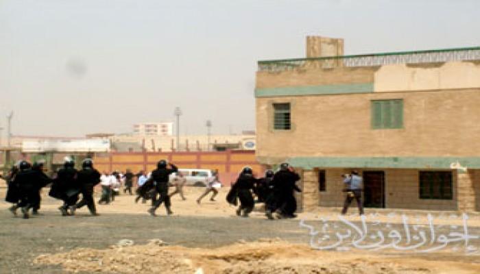 في الجلسة العسكرية اليوم.. اعتقال صحفيين ومراسلين!