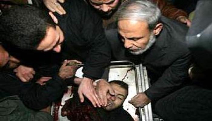قادة حماس للمرشد العام: وهبنا أرواحنا فداءً لفلسطين