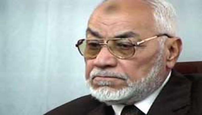 المرشد العام يشارك في تشييع جنازة السفير وفاء حجازي