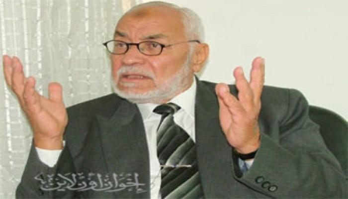 """المرشد العام: الدستور يدعم شعار """"الإسلام هو الحل"""""""