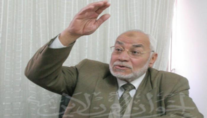 المرشد العام: النظام يرفض وجود أي منافس له على الساحة السياسية