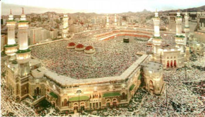 عمارة بيت الله الحرام عبر التاريخ