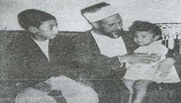 """""""سناء"""" كريمة الإمام البنا في أول حديث صحفي عن والدها"""