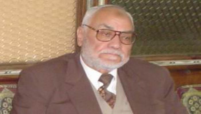 المرشد العام ينعى د. عصام الراوي