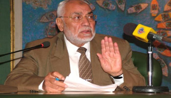 الجبهة الوطنية للتغيير تطالب الرئيس مبارك بإلغاء معاهدة كامب ديفيد