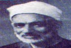 فضيلة الشيخ حسنين مخلوف (مفتي مصر الأسبق) يتحدث عن الإمام
