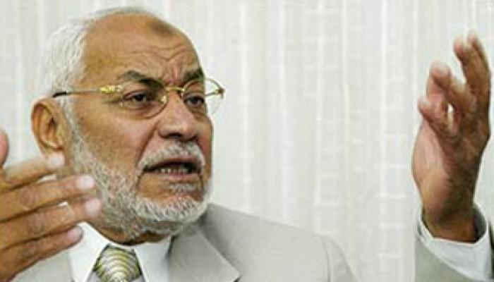 المرشد العام: الإخوان يعدون أنفسهم تربويًّا والعسكري واجب الحكومات