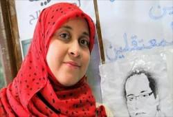 ظهور الصحفية آية علاء بعد اختفاء 12 يوما على يد الانقلاب
