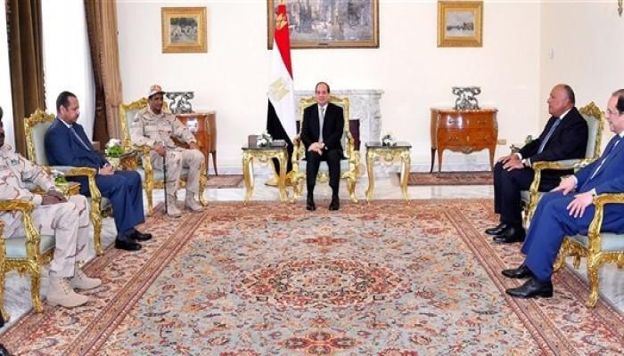 قراءة في زيارة «حميدتي» للقاهرة .. انعكاسات تستهدف الإخوان والثورة