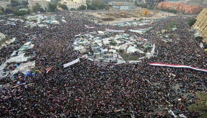 """""""مودرن دبلوماسي"""": 25 يناير ثورة جديدة للمصريين ضد نظام العسكر"""