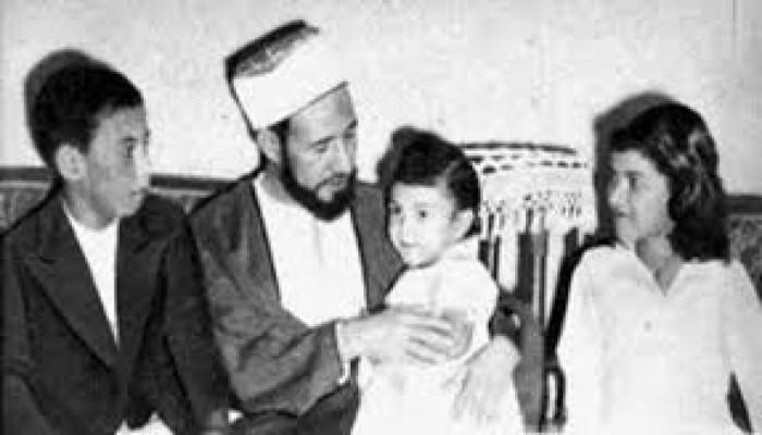 العيد في منزل الإمام حسن البنا