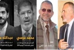 """أسرة الرئيس مرسي تنعى الشهيد عمر عبدالغني لأسرته و""""الإخوان"""""""