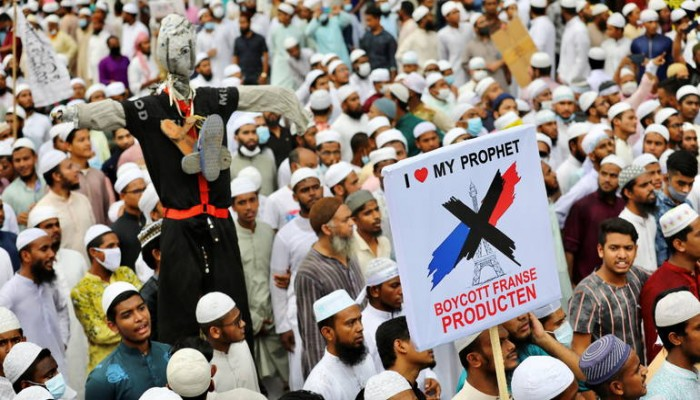 مجلس أمريكا للمنظمات الإسلامية يدعو لمقاطعة فرنسا